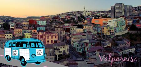 Viste La Calle se va a Valparaíso
