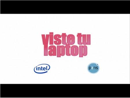 Intel presenta el premio de VisteTuLaptop