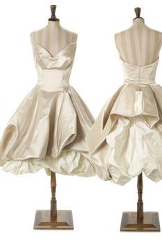Un vestidito de novia