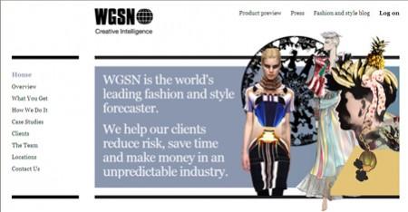 El nuevo premio de WGSN