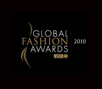 WGSN Global Fashion Awards 2010