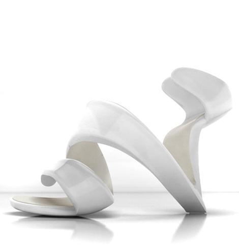Los zapatos de Julian Hakes
