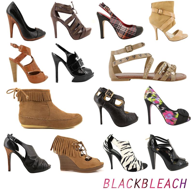 """Dato VLC: BLACKBLEACH """"Zapatos"""""""