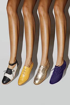 Los nuevos zapatos unisex