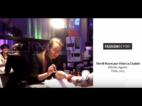 Fashion Report: The W Room por VisteLaCiudad – Edición agosto