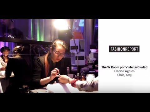 Fashion Report: The W Room por VisteLaCiudad – Edición agosto