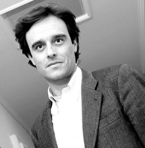 Emanuele Farneti, el nuevo editor en jefe de Vogue Italia