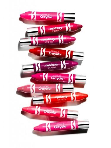 Maquillaje y crayolas, una tendencia que llega para quedarse