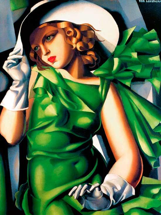 Tamara de Lempicka y la influencia de sus obras