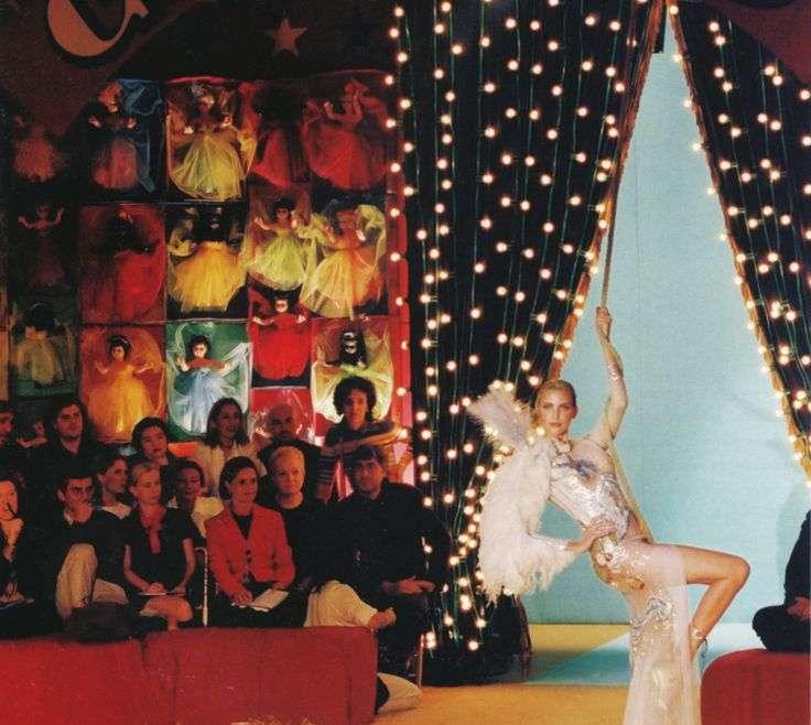 Flashback: John Galliano y su colección que homenajeó al circo, 1997