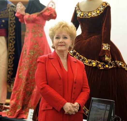 Debbie Reynolds, un icono que también coleccionó historia de Hollywood