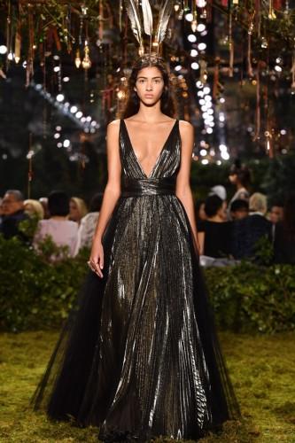 La primera colección de Alta Costura de Dior dirigida por Maria Grazia Chiuri