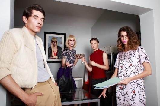 Editorial de Moda: Employee Satisfaction por Tom Chenette