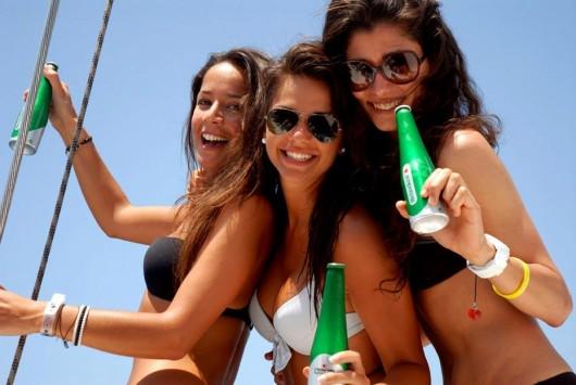Las fiestas de Heineken alrededor del mundo en el 2016