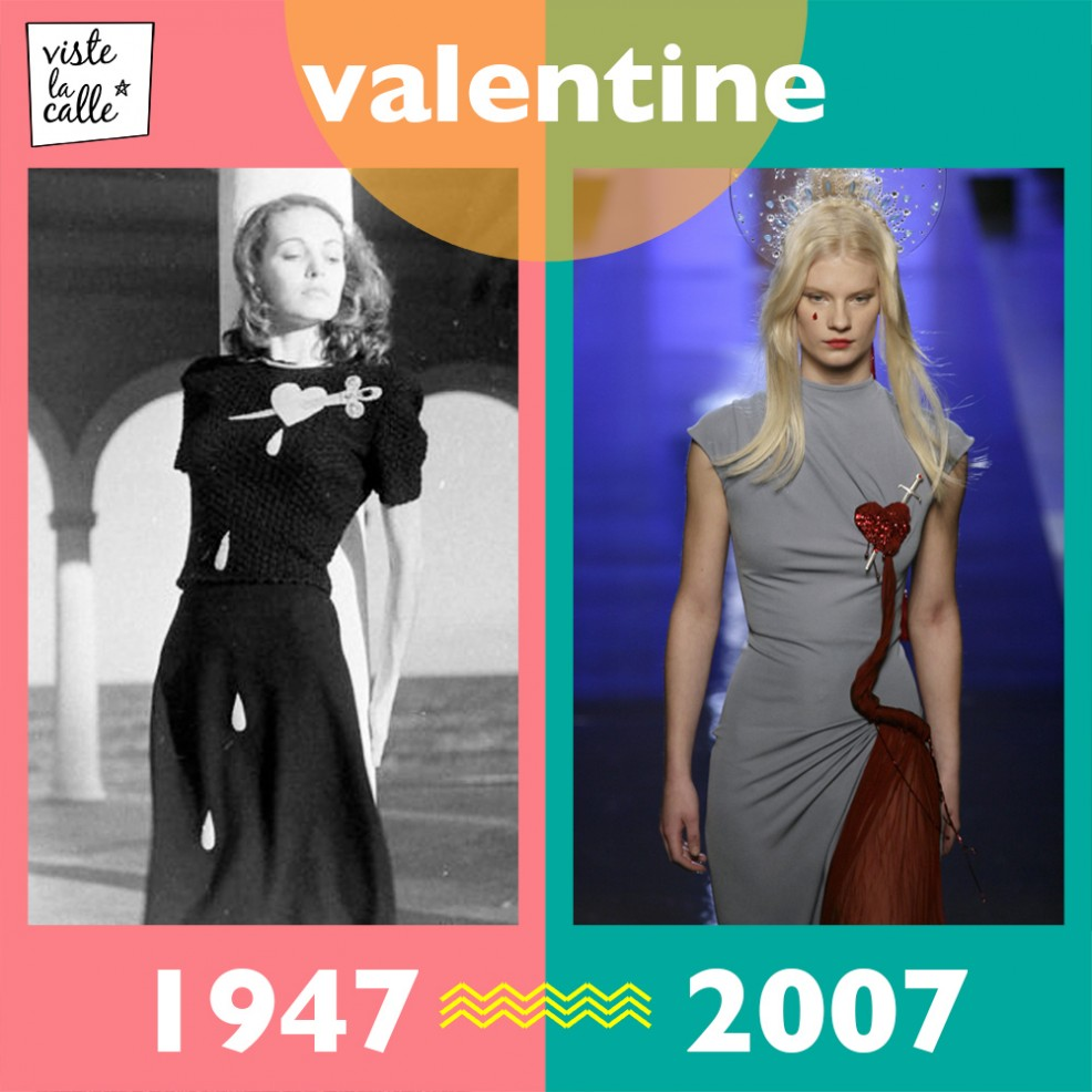 It's not the same but It's the same: Valentine