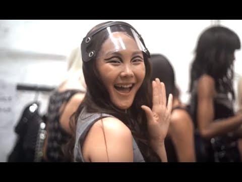 Video: Backstage VisteLacalle Catwalk 2015