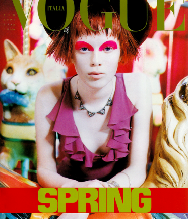 Las mejores portadas de Vogue Italia bajo Franca Sozzani