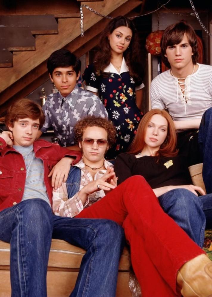 ¿Se acuerdan de That 70's Show?