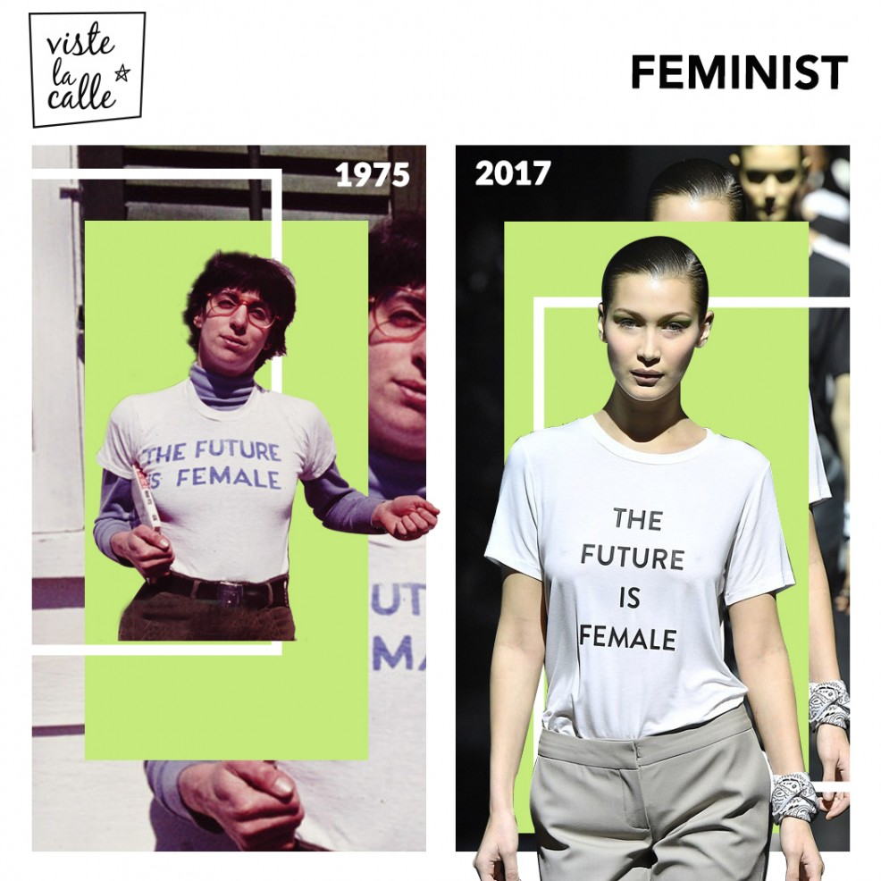 It's Not The Same But It's The Same: Feminist