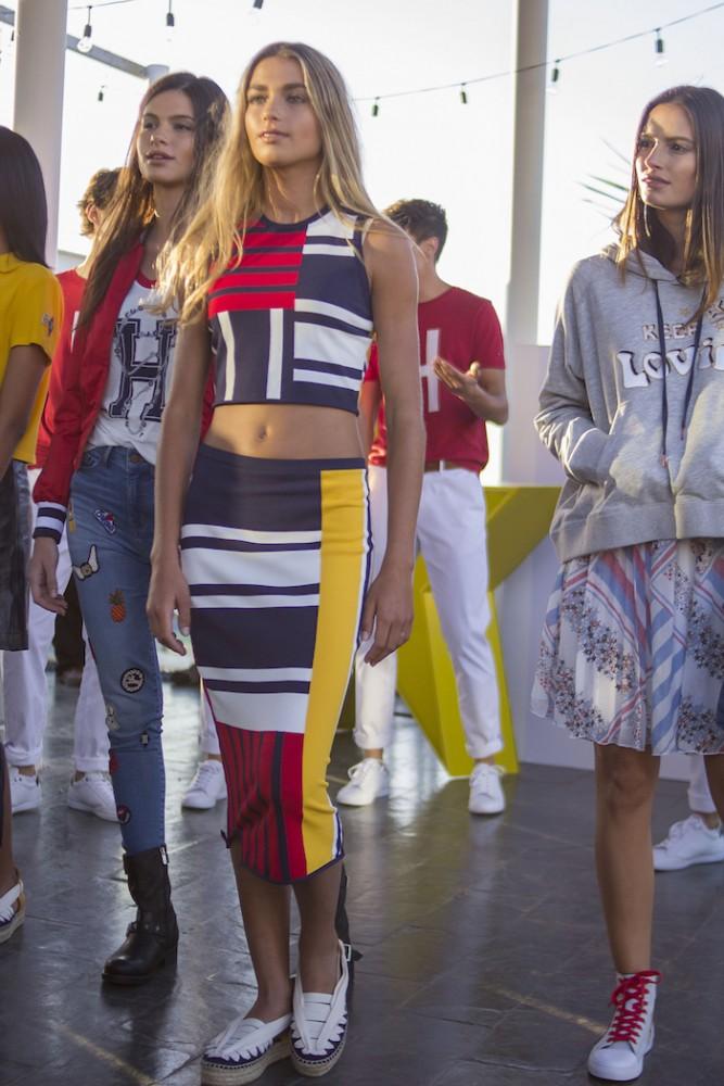 El debut de Gigi Hadid como diseñadora