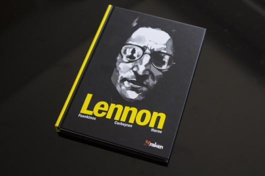 Concurso Contrapunto: ¡Gana la novela gráfica de John Lennon!