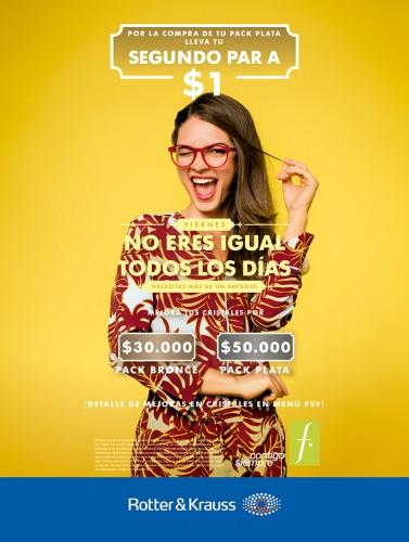 #HoyMeVeo con Rotter & Krauss: El concurso que te hará ganar tus anteojos favoritos