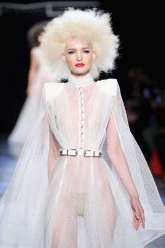 Transparencias en las pasarelas de New York Fashion Week Fall-Winter 2017