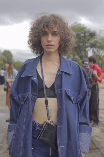Los mejores street style de Sao Paulo Fashion Week 2017