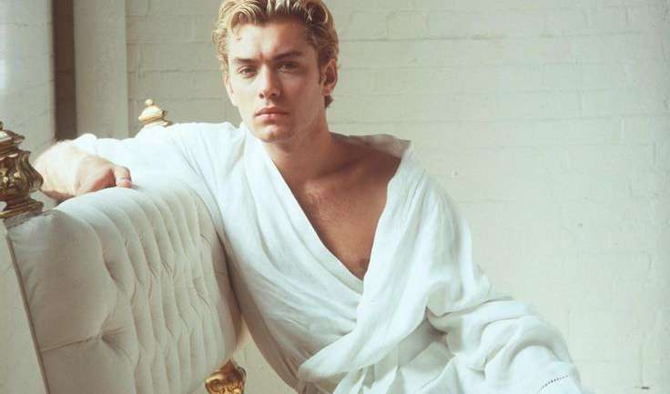 Flashback: Jude Law en los '90