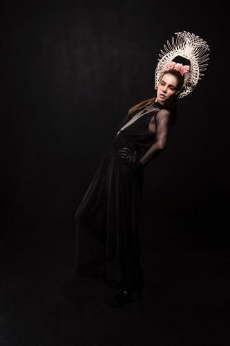 Camila Miranda, una de las diseñadoras colombianas que estará en Bogotá Fashion Week