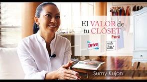 El Valor de tu Clóset Perú: Sumy Kujon