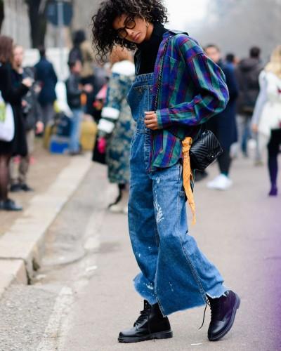 Los mejores street style de Milán Fashion Week A/W 2017