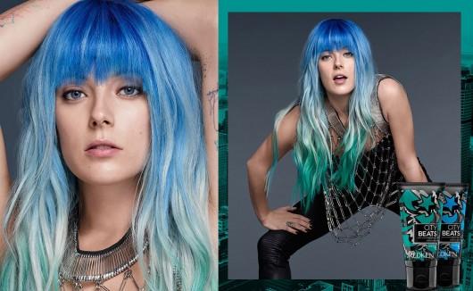 El color en el pelo es el nuevo maquillaje