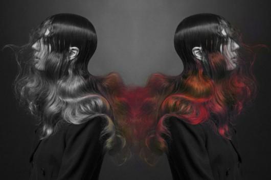 Lauren Bowker lanza un tinte para el pelo que cambia de color según el clima
