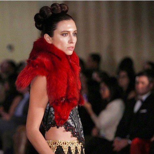 Los diseñadores latinos que estuvieron presentes en el Uptown Fashion Week de Nueva York