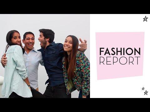 Fashion Report: Champions Live por Heineken