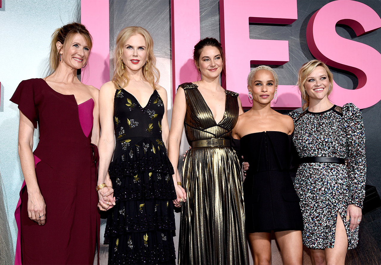 "El rol del vestuario en ""Big Little Lies"""