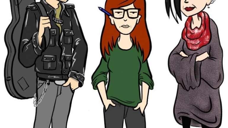 """Cómo crecieron: Los personajes de """"Daria"""" 20 años después"""