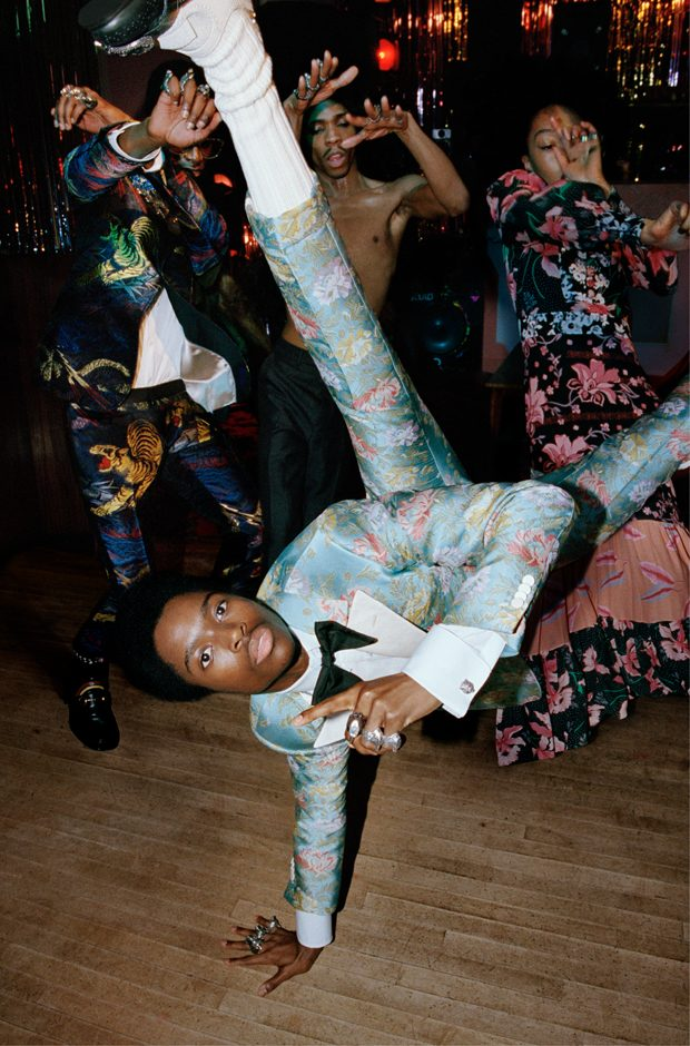 "Gucci Pre-Fall 2017: Bajo el embrujo de ""The Get Down"""