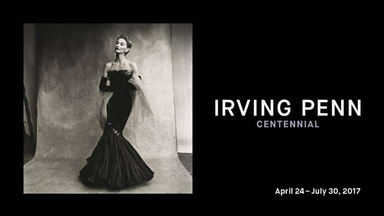 El centenario de Irving Penn en el MET