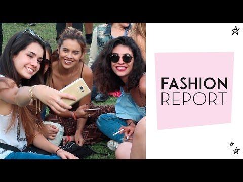 Fashion Report: Piknic Electronik 5 por Heineken