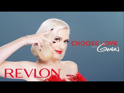 Gwen Stefani, el nuevo rostro de Revlon