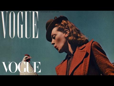VLC ♥ Sarah Jessica Parker narra los años '30 en Vogue