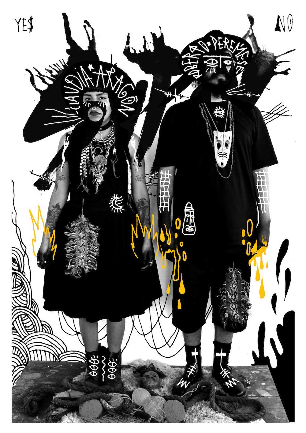 Supay: La muestra artística que une el arte urbano con la indumentaria