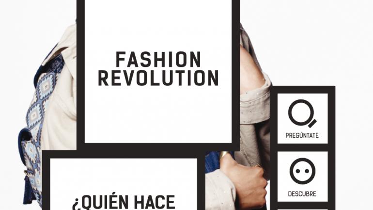 """Pablo Galaz: """"Fashion Revolution busca reconectar los vínculos rotos en la cadena de suministro de la industria de la moda"""""""