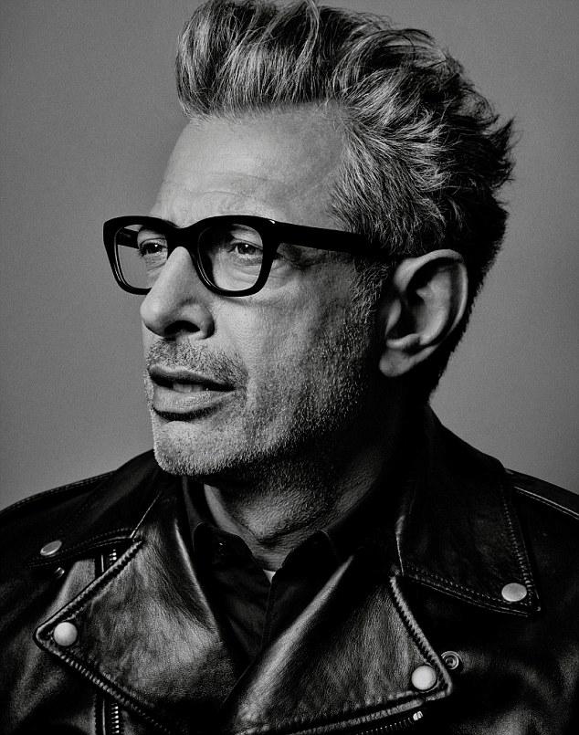 Jeff Goldblum, un inesperado icono de estilo masculino