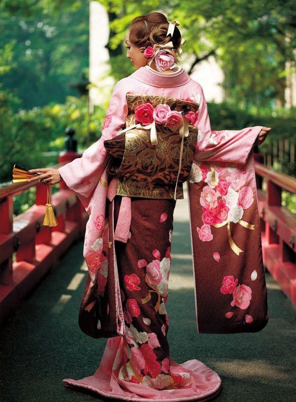 Kimono Fest, una actividad para acercarse al vestir de Japón
