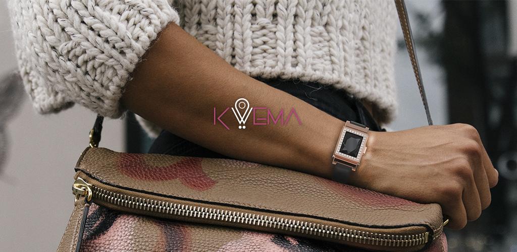 Kwema: La pulsera creada para proteger a las mujeres de cualquier amenaza