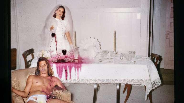 El regreso de David LaChapelle (con Lana del Rey) a las revistas de moda