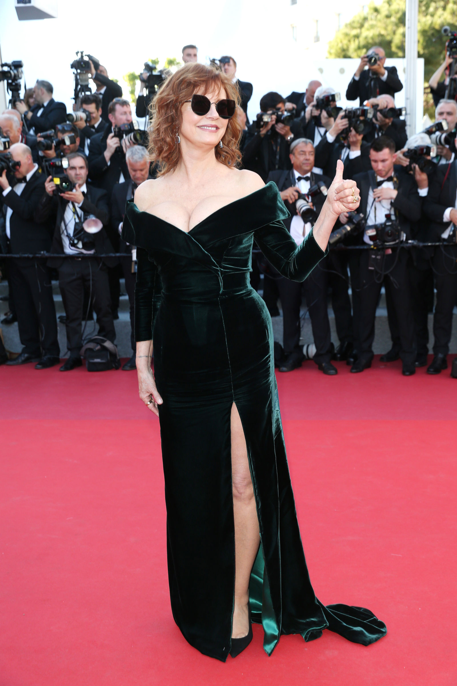 Los trajes del Festival de Cannes 2017, Parte I